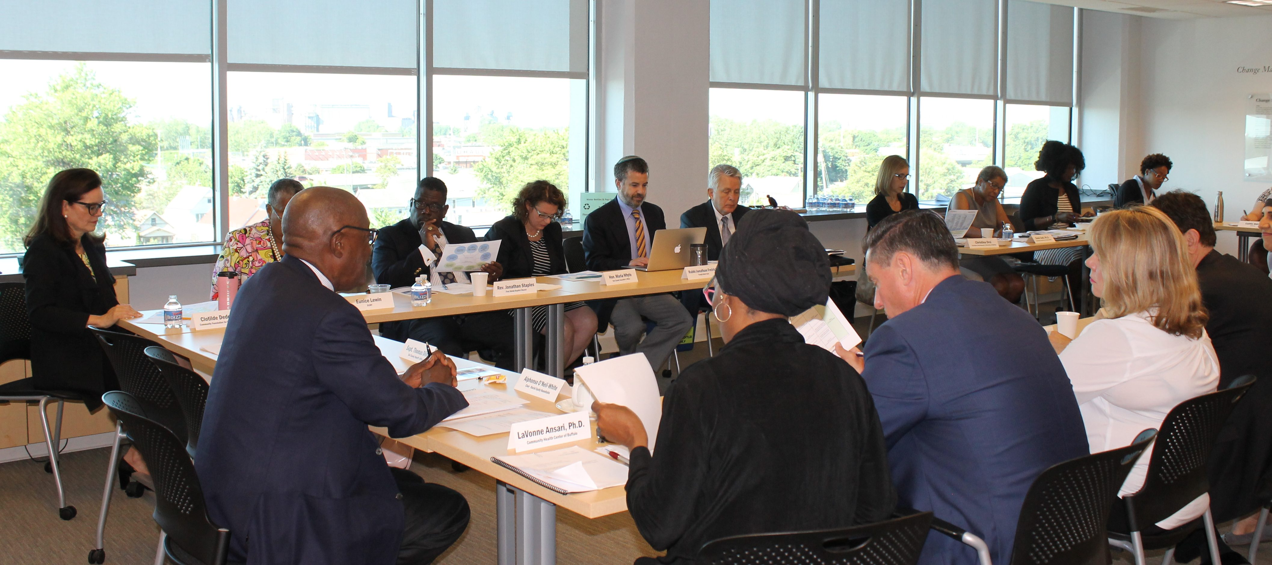 Racial Equity Roundtable - Initiatives | Community